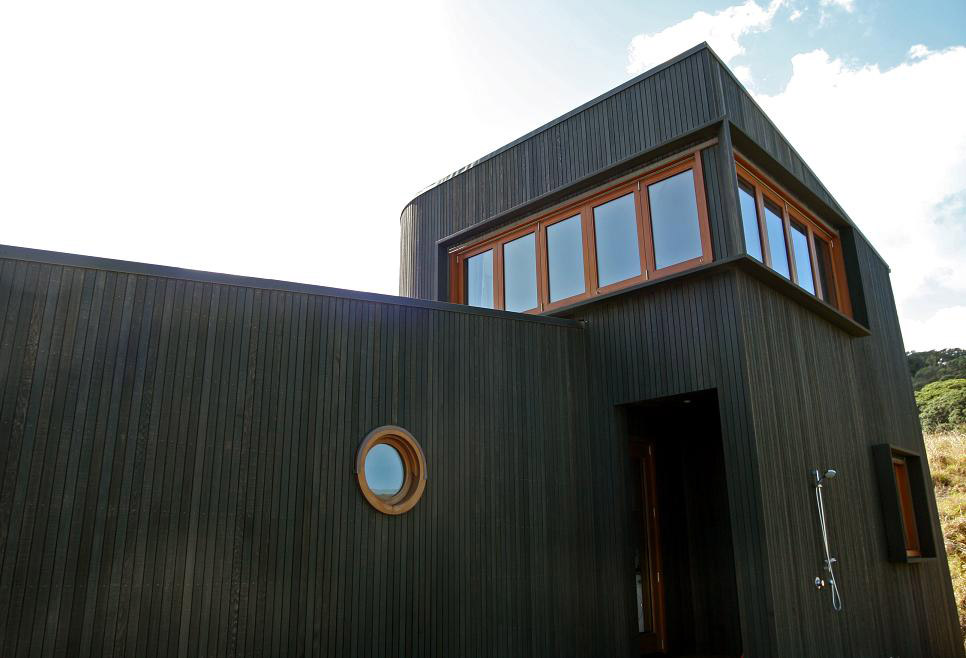 Bethells Beach Residence Joinery