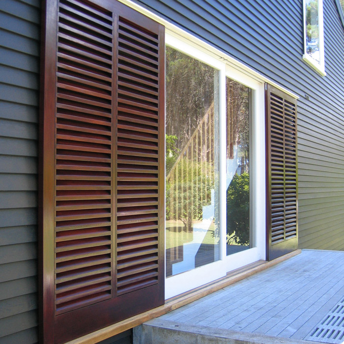 Papakura joinery timber shutters for Timber shutters